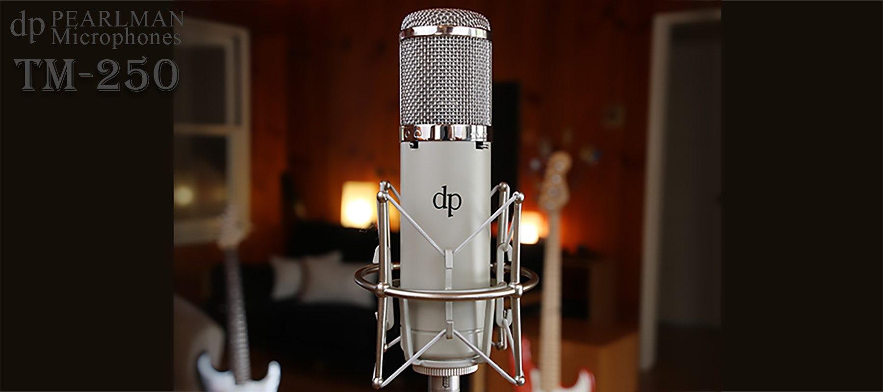 Pearlman Microphones TM-250