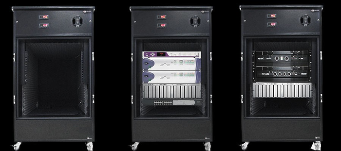 Server Cabinets - Virtually silent, Sound Proofed Server Cabinet