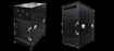 Soundproof box Silent Server Rack HP 8 - 24 U