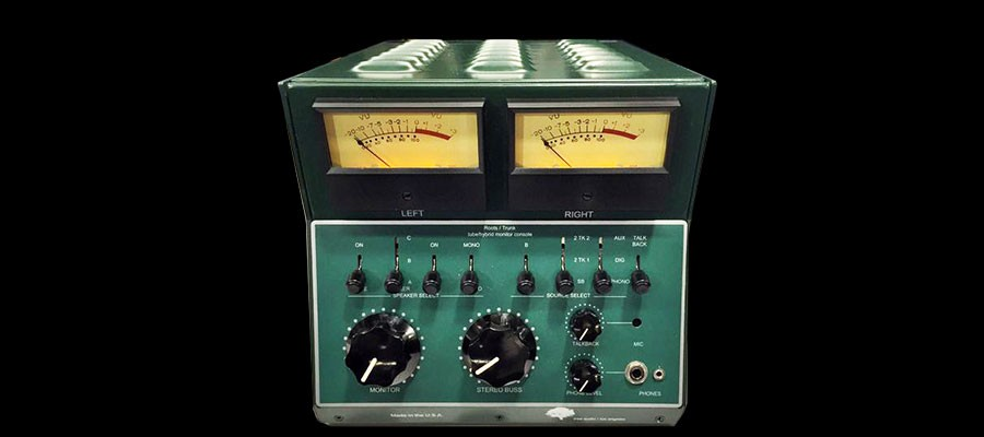 Three Audio The Trunk