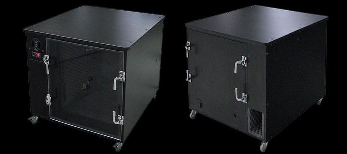 Silent Box Rack