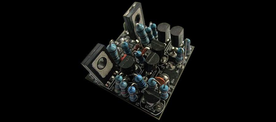 Lindell Audio Vintage OPA