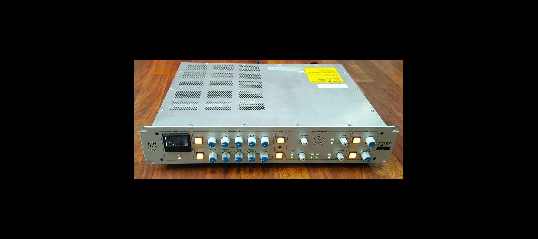 Solid State Logic XLogic Multichannel Compressor