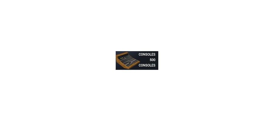 Consoles 500