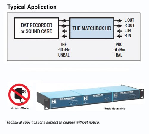 matchbox-hd-application